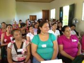 Teachers and community leaders in El Petén